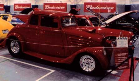 Monticello Iowa Car Show