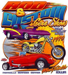 Rod And Custom Car Show Monticello Iowa February - Custom car show
